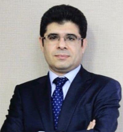 آقای سامانی، مدیر عامل مجموعه فرزان راد
