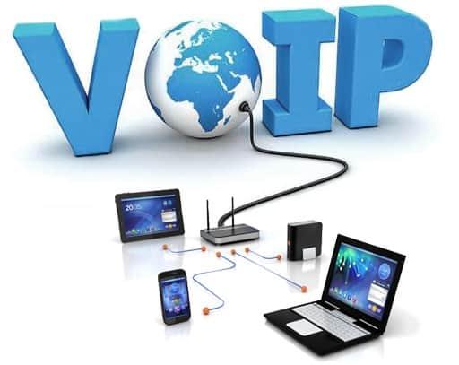 امکانات VoIP